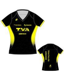 TVA CS APEX Shirt korte Mouw Dames