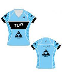 TVR APEX Shirt korte Mouw Dames