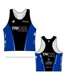 Trioss APEX Marathon Singlet Man