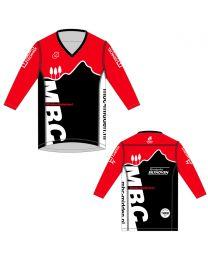 MBC Trail Shirt 3/4 Mouw
