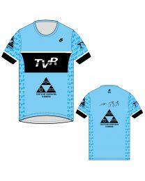 TVR Performance Hardloop Shirt Korte Mouw