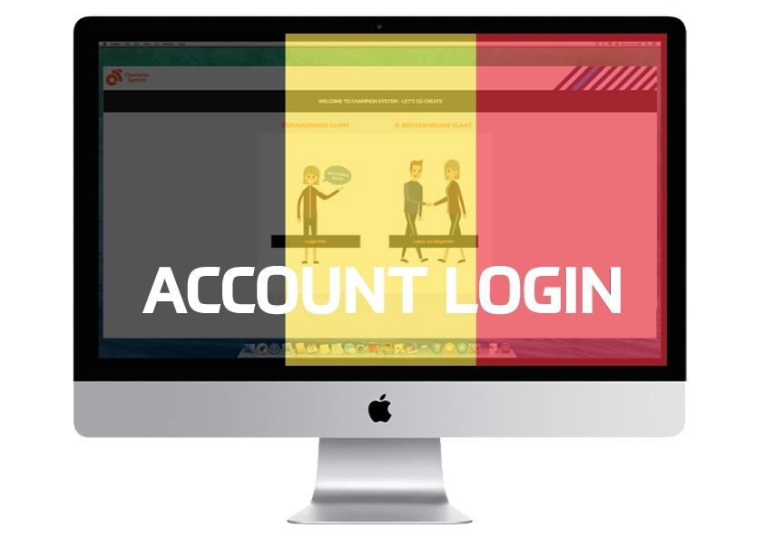 account login be